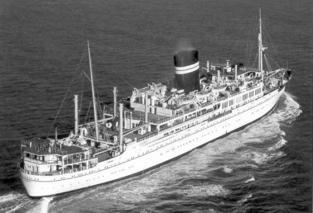 SS Uganda